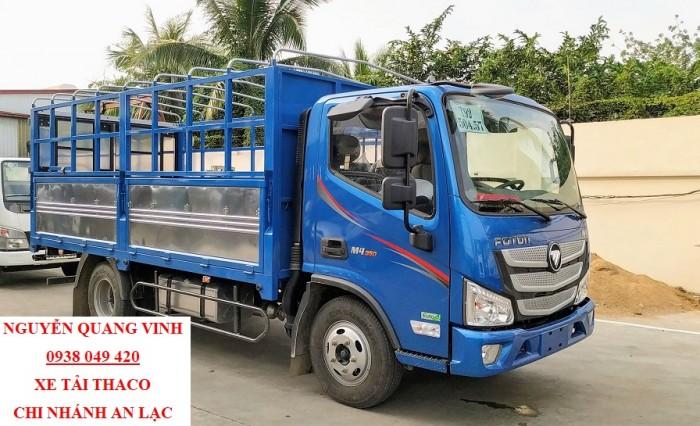 Xe tải Thaco Auman M4.350 - Tải Trung Cao Cấp Của Thaco Trường Hải - Tải Trọng 1,9 & 3,49 Tấn - Hổ Trợ Trả Góp 4