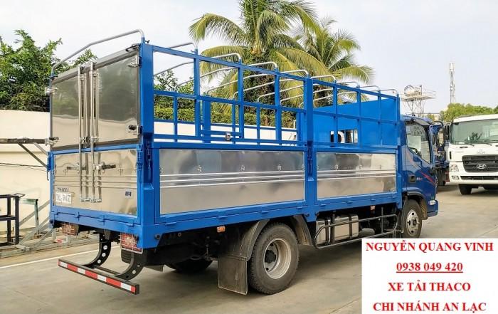 Xe tải Thaco Auman M4.350 - Tải Trung Cao Cấp Của Thaco Trường Hải - Tải Trọng 1,9 & 3,49 Tấn - Hổ Trợ Trả Góp