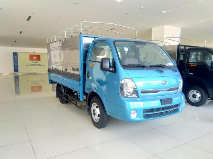 Xe tải kia K250, tải trọng 2,5 có trả góp lãi suất ưu đãi 4