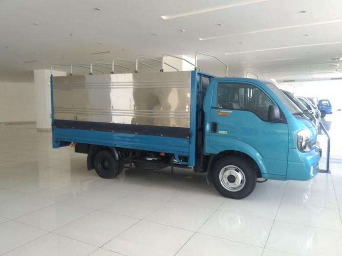 Xe tải kia K250, tải trọng 2,5 có trả góp lãi suất ưu đãi 0