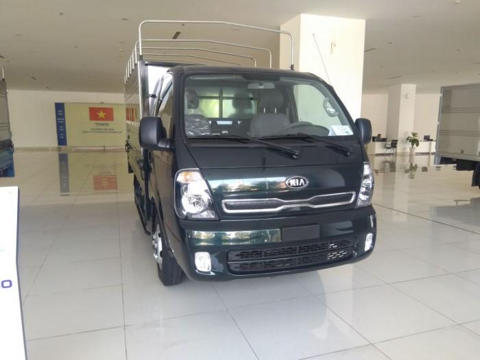 Xe tải kia K250, tải trọng 2,5 có trả góp lãi suất ưu đãi 3