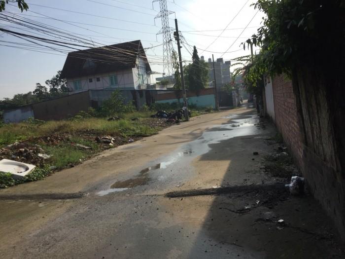 Bán lô đất mặt tiền đường 12m ngay thị trấn Củ Chi