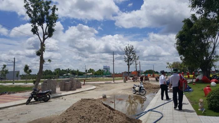 Đất Nền Chợ Đại Phước 100m2, SHR, VIEW Kinh Doanh