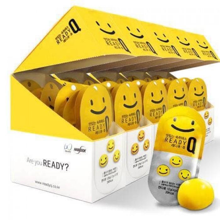 Viên kẹo giải rượu Ready Q  Hàn Quốc - Seoul Shop3