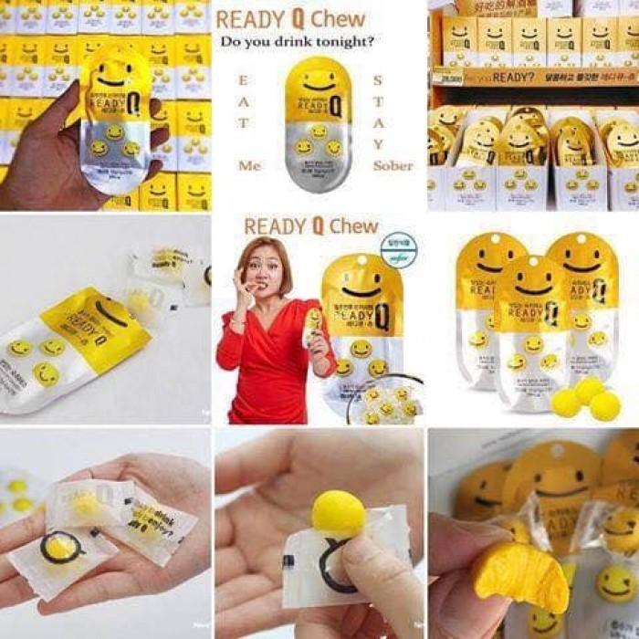 Viên kẹo giải rượu Ready Q  Hàn Quốc - Seoul Shop2