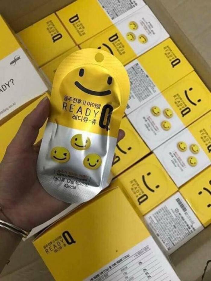 Viên kẹo giải rượu Ready Q  Hàn Quốc - Seoul Shop0