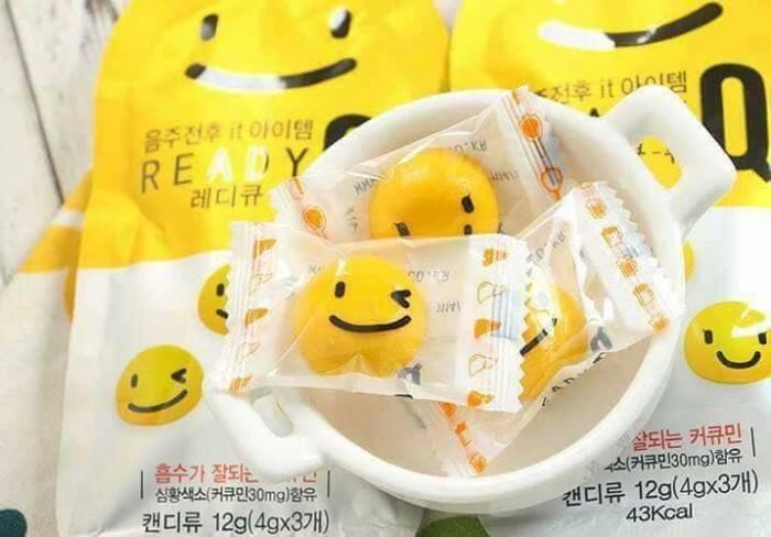 Viên kẹo giải rượu Ready Q  Hàn Quốc - Seoul Shop4