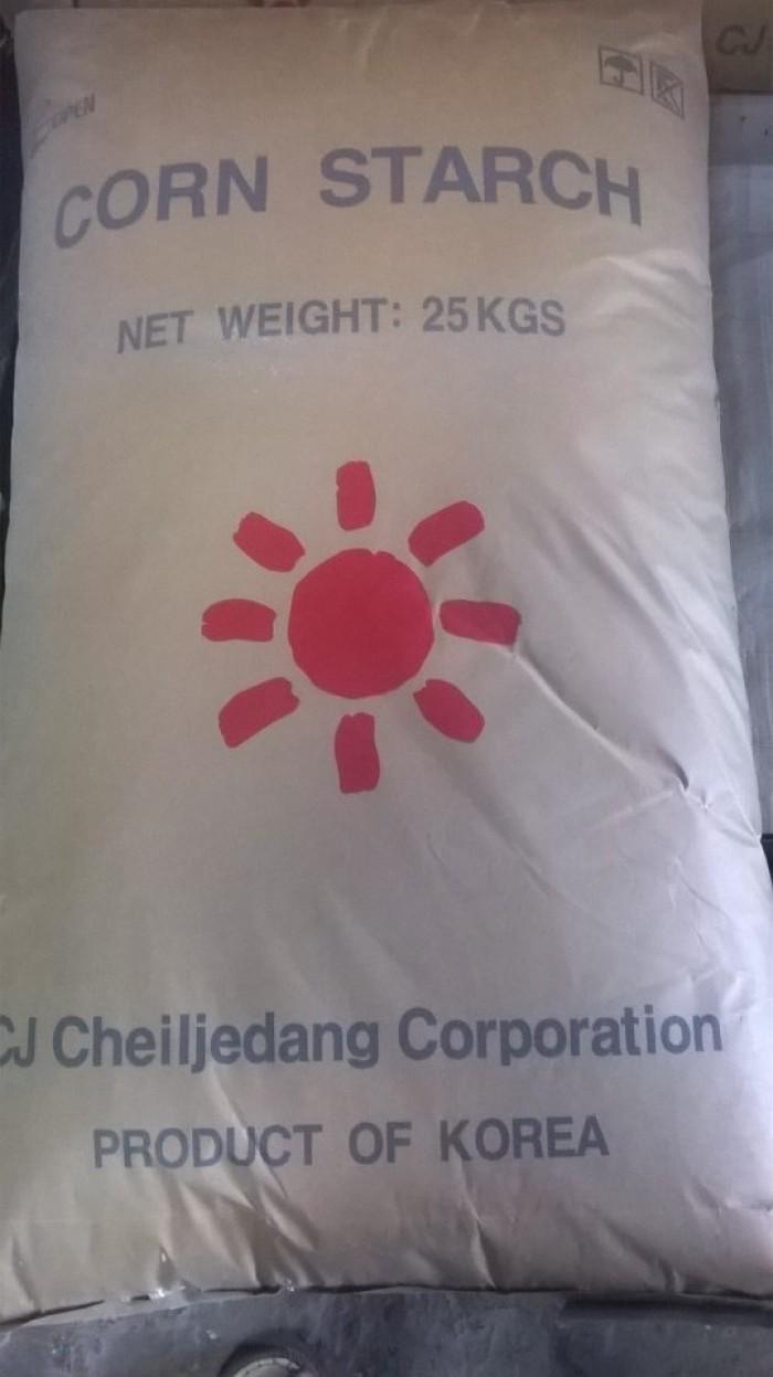 Tinh bột bắp Hàn Quốc - Rẻ nhất Nam Bộ1