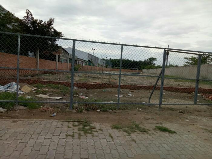 Cần bán gấp miếng đất mặt tiền đường Nguyễn Văn Luông, Q6 full thổ cư.