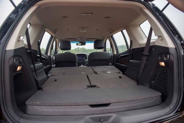 Chevrolet Trailblazer Full Option đủ màu giao xe ngay - Trả trước chỉ 300 triệu nhận xe