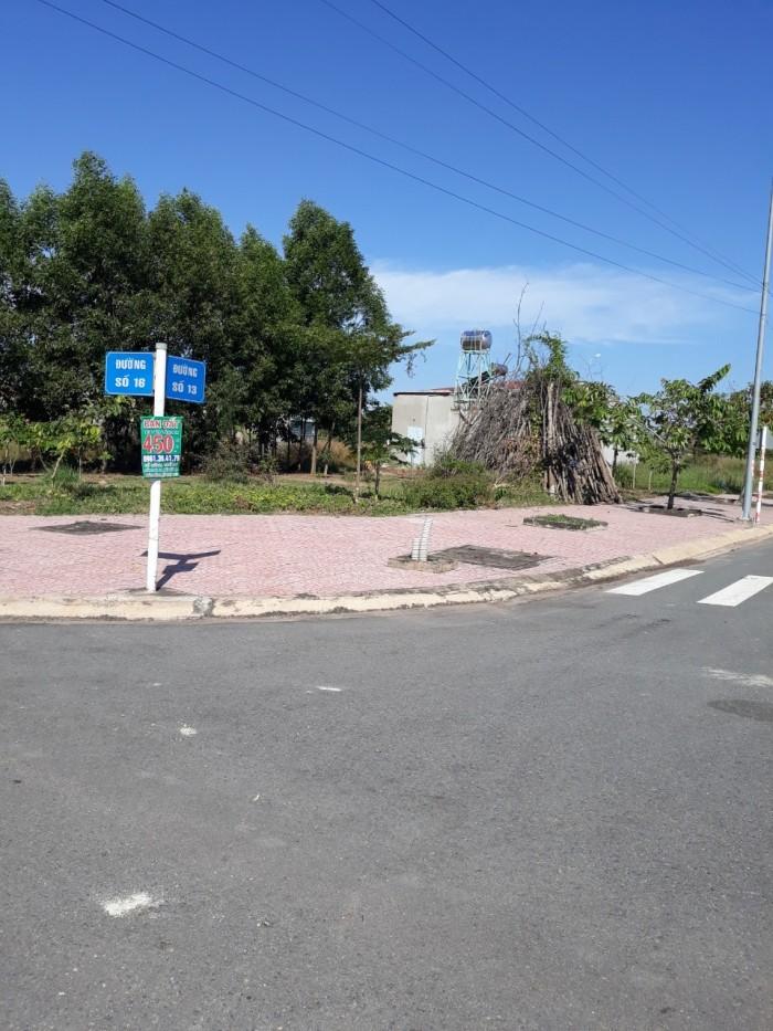 Bán đất mặt tiền đường Phùng Hưng Ngã 3  Thái Lan  Long Thành sổ riêng thổ cư giá rẻ