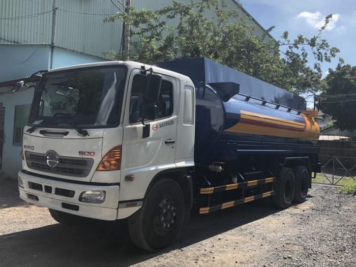 Xe Bồn Xăng Dầu Hino 20m3 ( 20 khối )