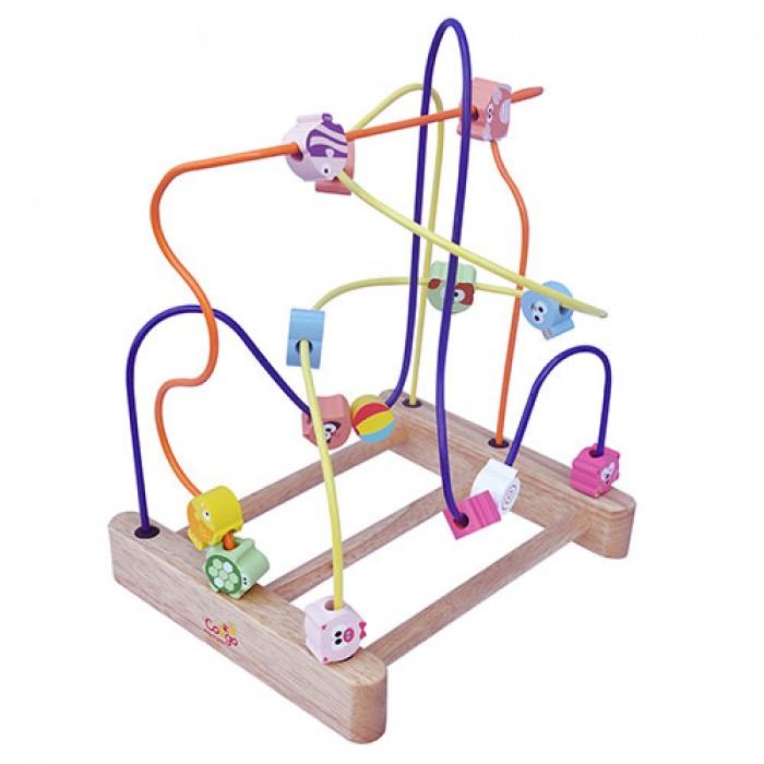 Roller coaster-Đồ chơi luồn hạt tàu lượn