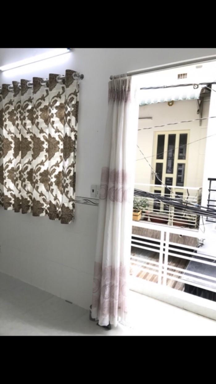 Bán nhà mặt tiền hẻm Trần Xuân Soạn, Quận 7, 5x4m, 3 tầng