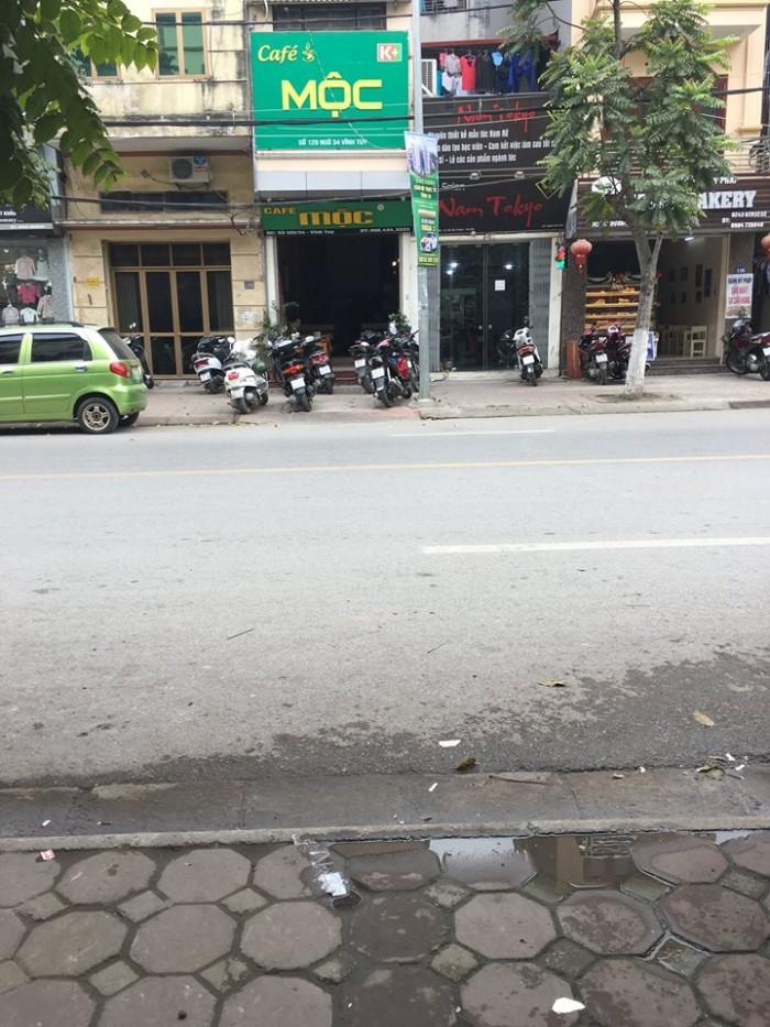 Mặt phố Vĩnh Hưng, vỉa hè, kinh doanh sầm uất, 90m2