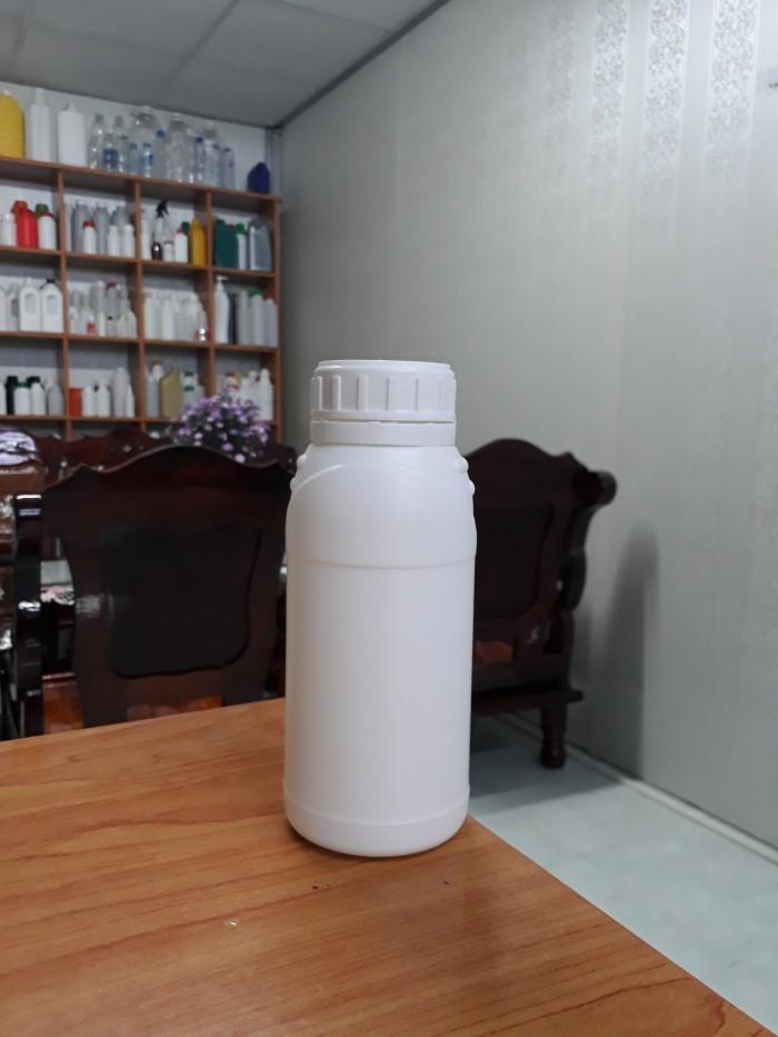 Chai nhựa , Hủ nhựa , Can nhựa , Chai nhựa thuốc trừ sâu3