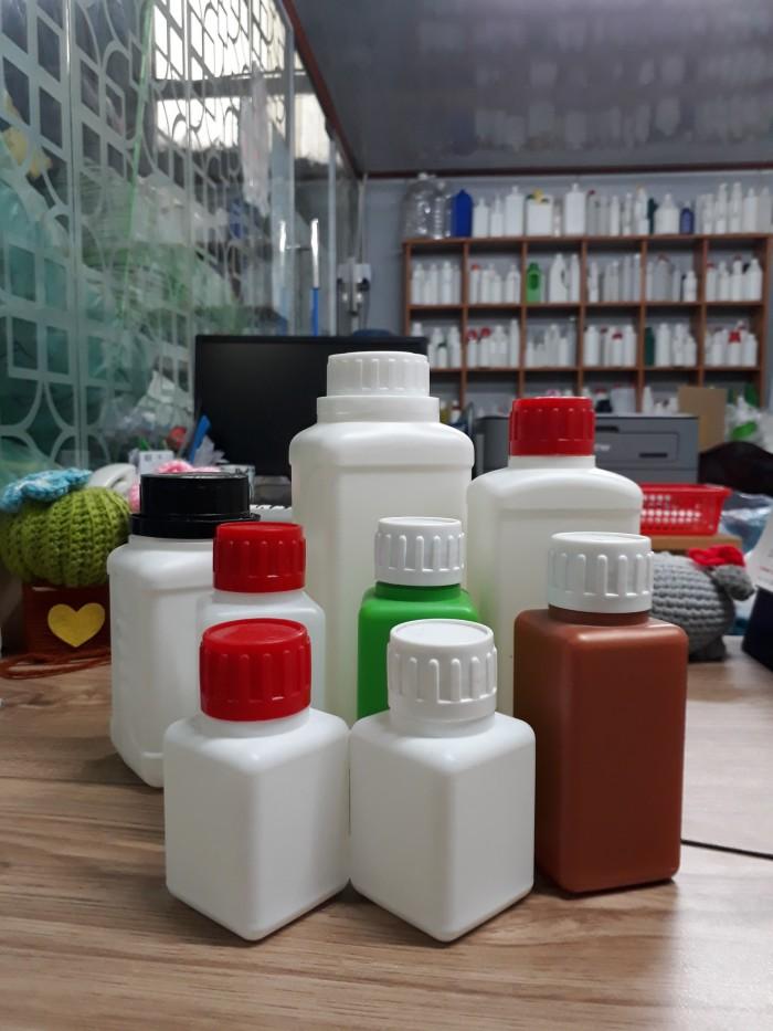 Chai nhựa , Hủ nhựa , Can nhựa , Chai nhựa thuốc trừ sâu1