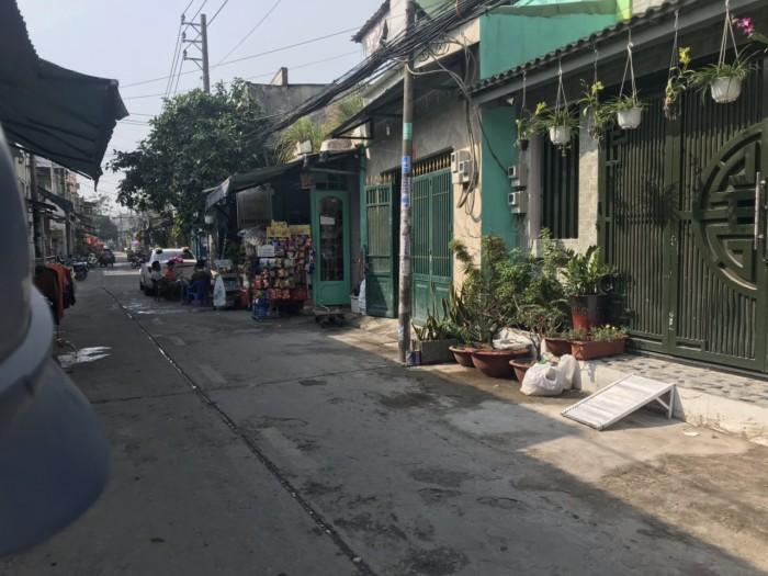 Cần Bán Nhà Góc 2MT Gần Đường Số 1 Bình Long