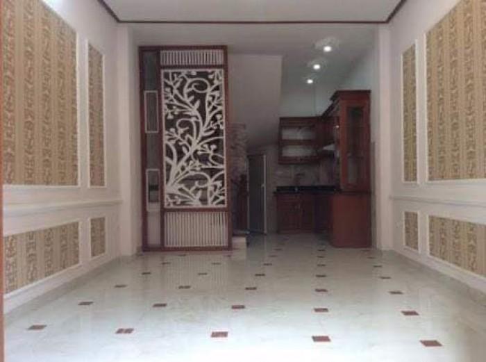 Bán nhà về ở luôn Phố Hoàng Ngân DT 32m2 x 5Tầng