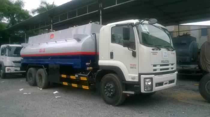 Xe Bồn Xăng Dầu Isuzu 20m3 ( 20 khối )