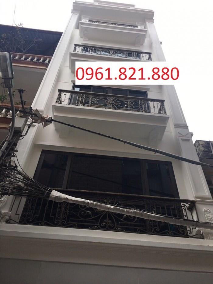 Bán nhà Đa Sỹ-Mậu Lương (35m2*5T), sát Khu đô thị XALA, về ở ngay.