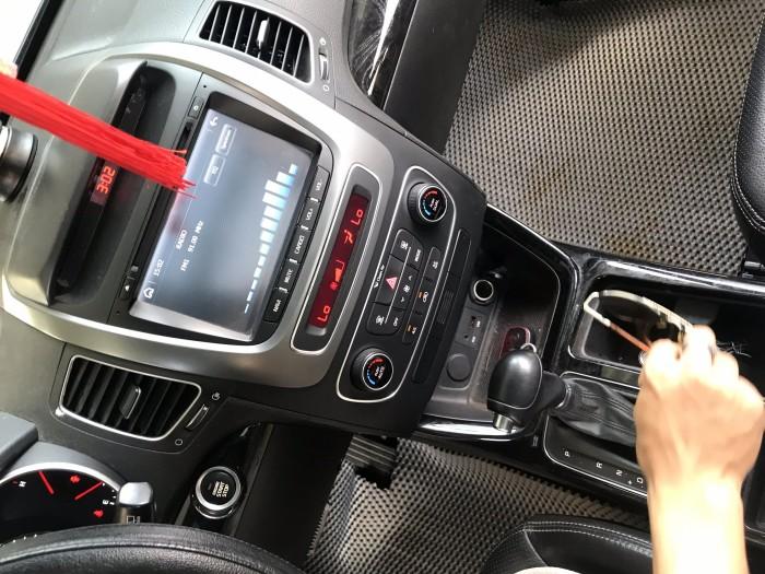 Bán Kia New Sorento GATH 2.4AT màu nâu titan máy xăng số tự động sản xuất 2015 biển Sài Gòn