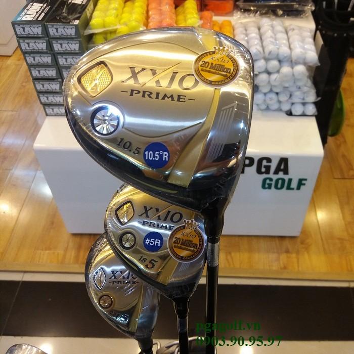 Bộ Gậy Golf XXIO Prime 9 SP9003