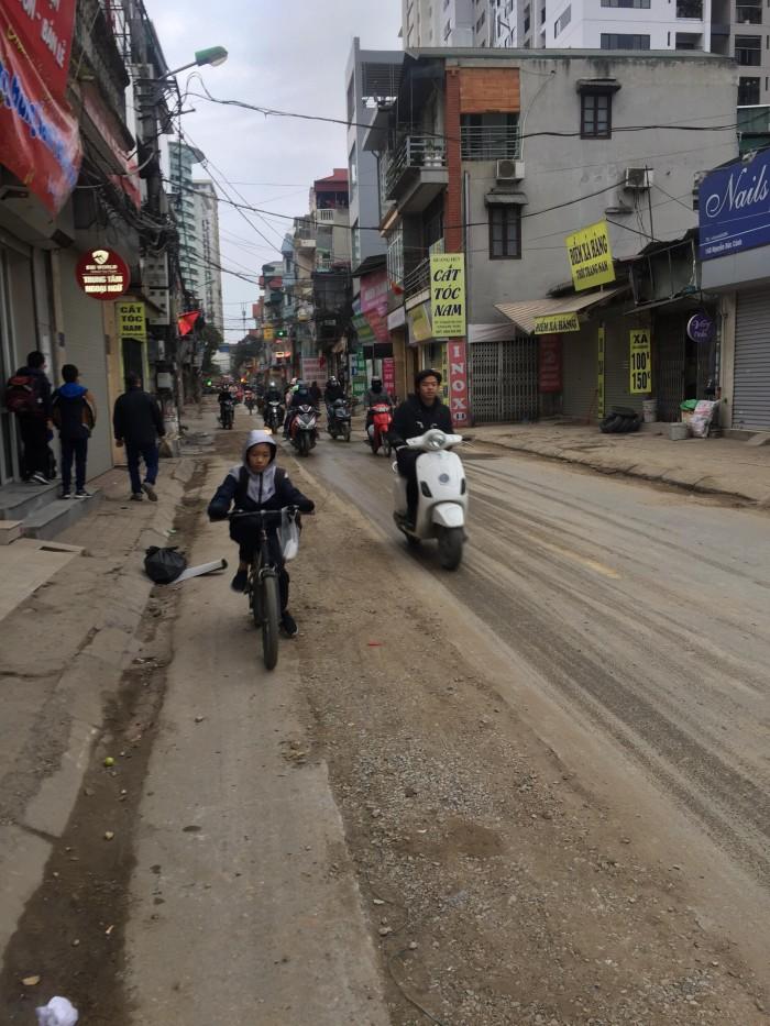 Bán gấp nhà mặt phố Nguyễn Đức Cảnh 38m2 kinh doanh đỉnh, giá có thương lượng