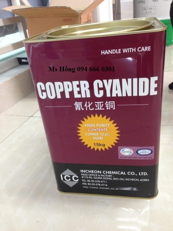 COPPER CYANIDE0