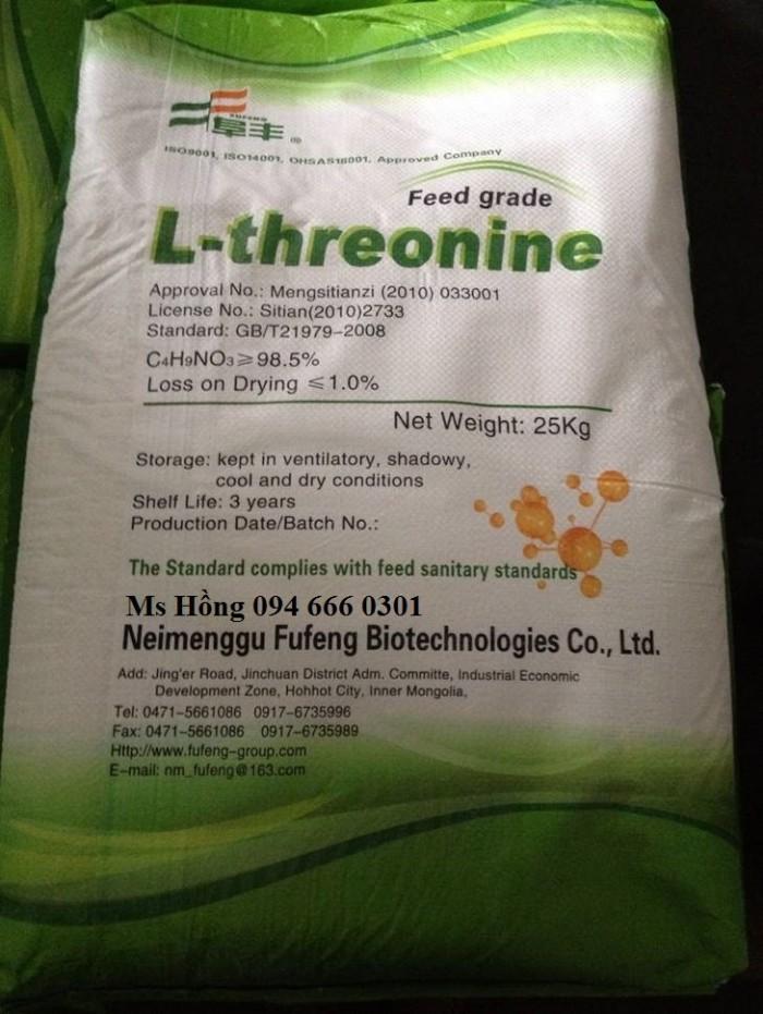 L - THREONINE0