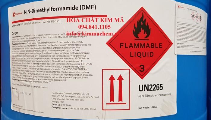 Dimethyl Formamide (D.M.F)0
