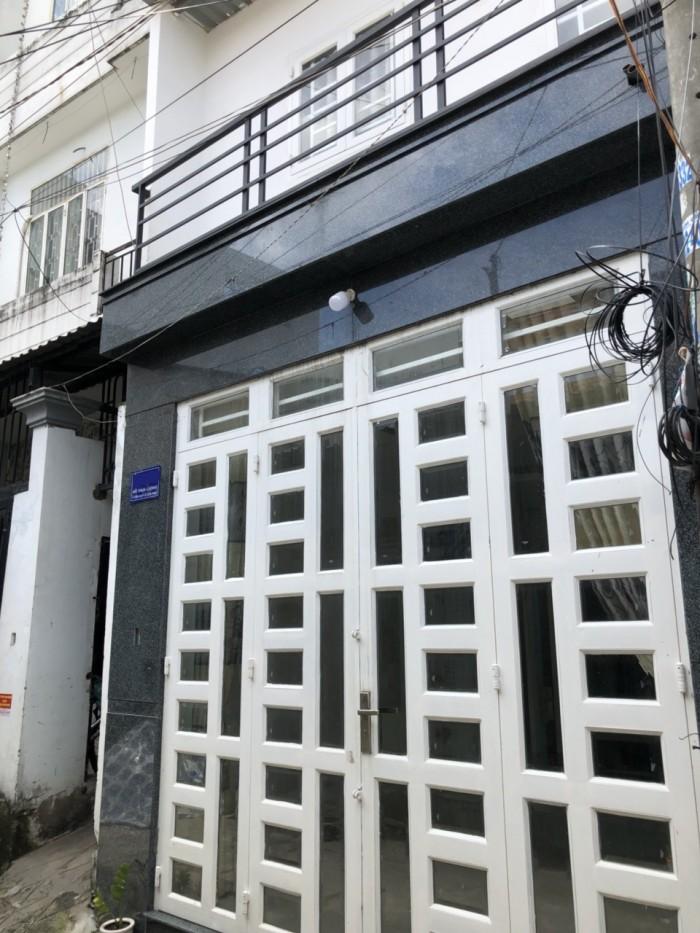 Bán nhà hẻm 26 Sơn Kỳ DT 4x18m đúc lửng nhà đẹp hẻm 4m