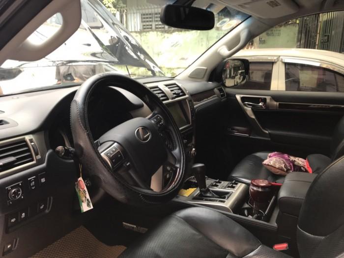 Lexus Gx460 Luxury full option nhập Mỹ Model 2014 đăng ký lần đầu 2015.  LH 0982.842838 9