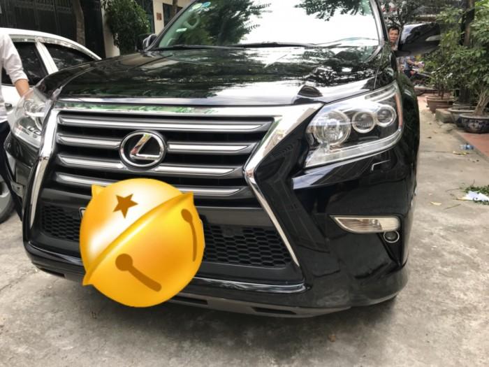 Lexus Gx460 Luxury full option nhập Mỹ Model 2014 đăng ký lần đầu 2015.  LH 0982.842838 0