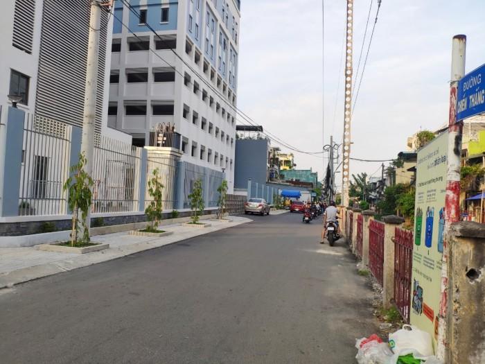 Bán nhà 1tret 2lau đường Chiến Thắng Phú Nhuận.