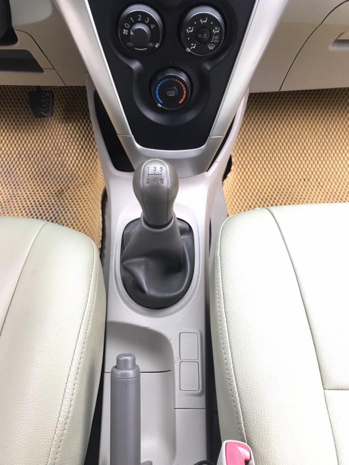 Bán Toyota Vios 1.5 E 2013, màu đen, 415tr. Xe Cực Tuyển. K thể Tuyển mới hơn