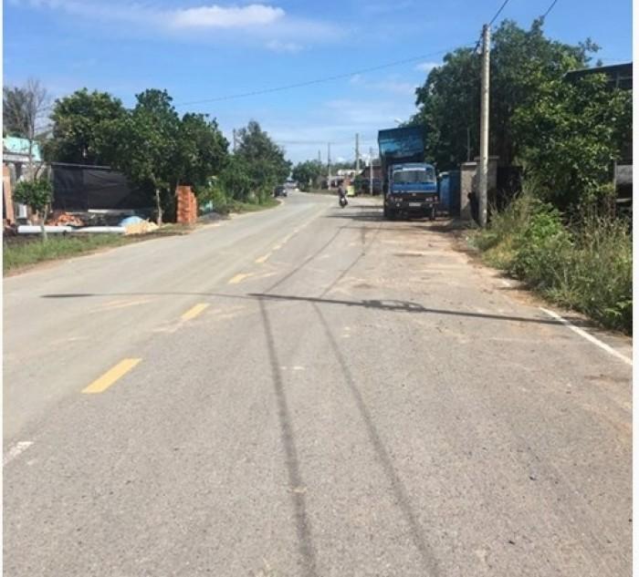 Bán gấp 150m2 xã Tân Phú Trung, đất hai mặt tiền.