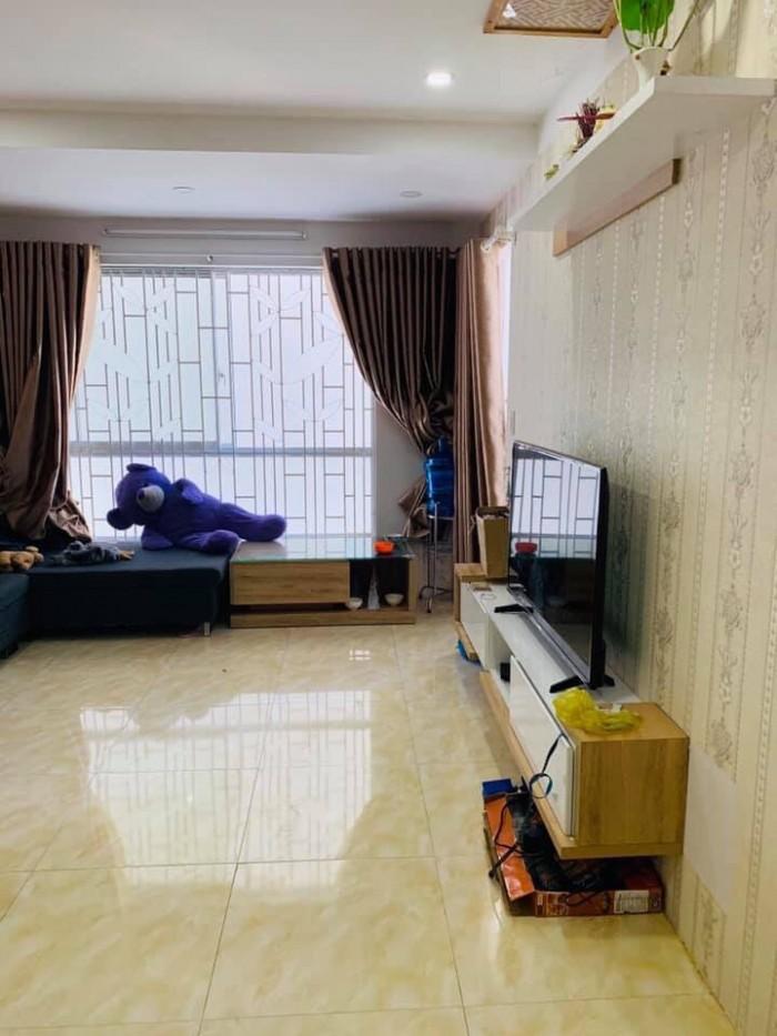 Bán căn chung cư Ct1 VCN Phước Hải Nha Trang, full nội thất cao cấp.