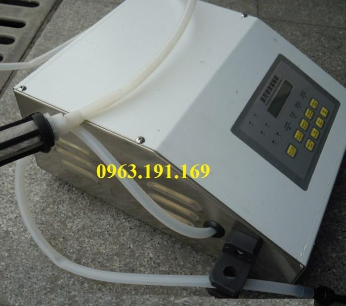 Máy chiết rót dung dịch điều khiển kỹ thuật số
