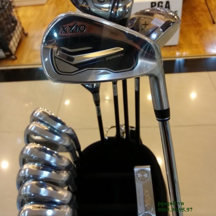 Bộ gậy golf XXIO dòng Forged chính hãng5