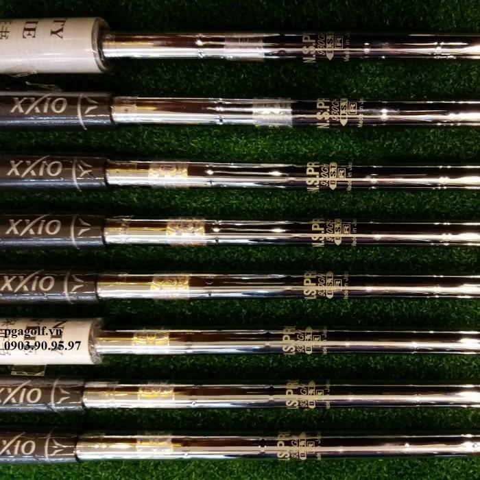 Bộ gậy golf XXIO dòng Forged chính hãng3
