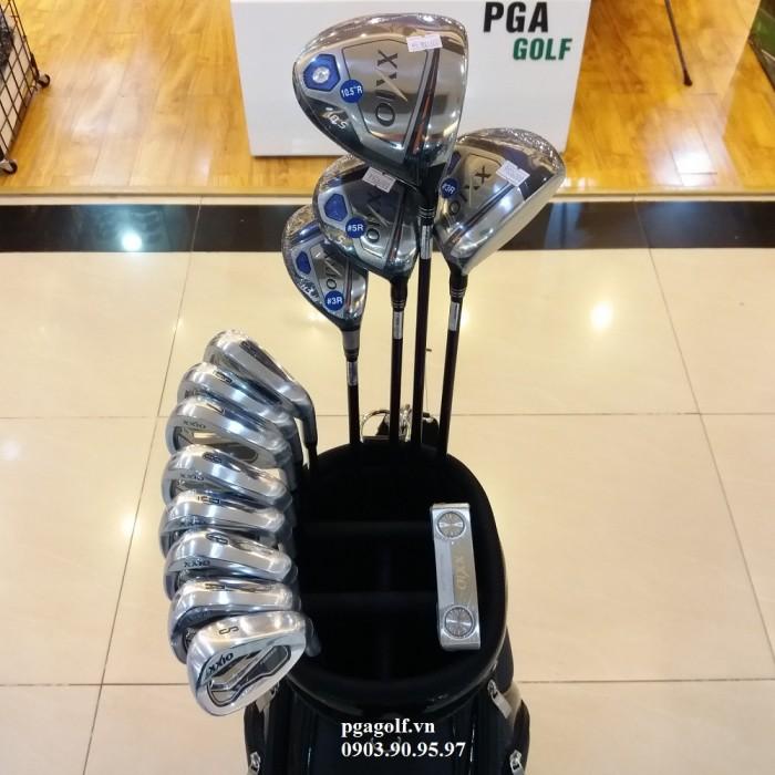 Bộ gậy golf XXIO dòng Forged chính hãng0