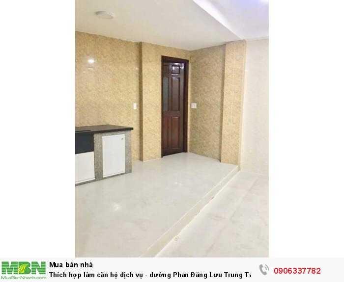 Thích hợp làm căn hộ dịch vụ - đường Phan Đăng Lưu Trung Tâm Phú Nhuận.