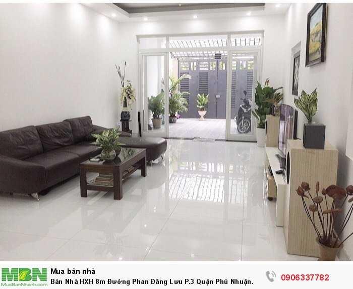 Bán Nhà HXH 8m Đường Phan Đăng Lưu P.3 Quận Phú Nhuận.