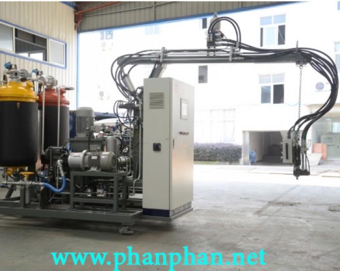 Máy phun trộn pu foam polyurea PU-400