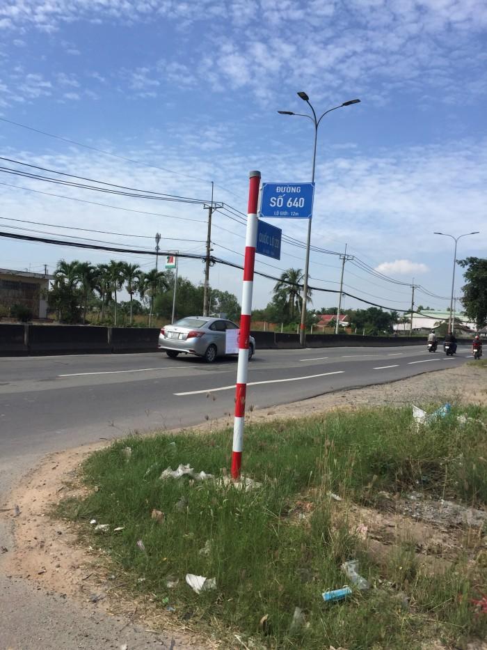 Đất thổ cư đường nhựa ở Củ Chi, Phước Thạnh, SHR
