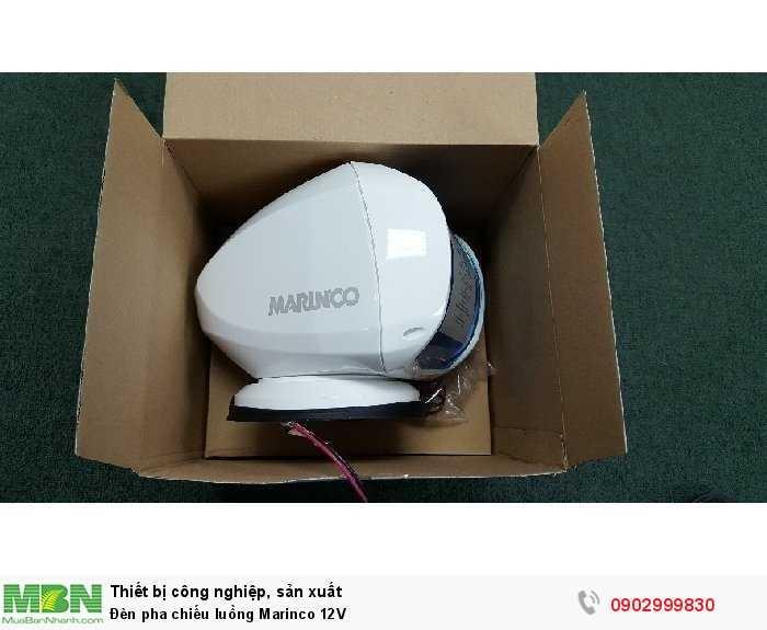 Đèn pha chiếu luồng Marinco 12V0