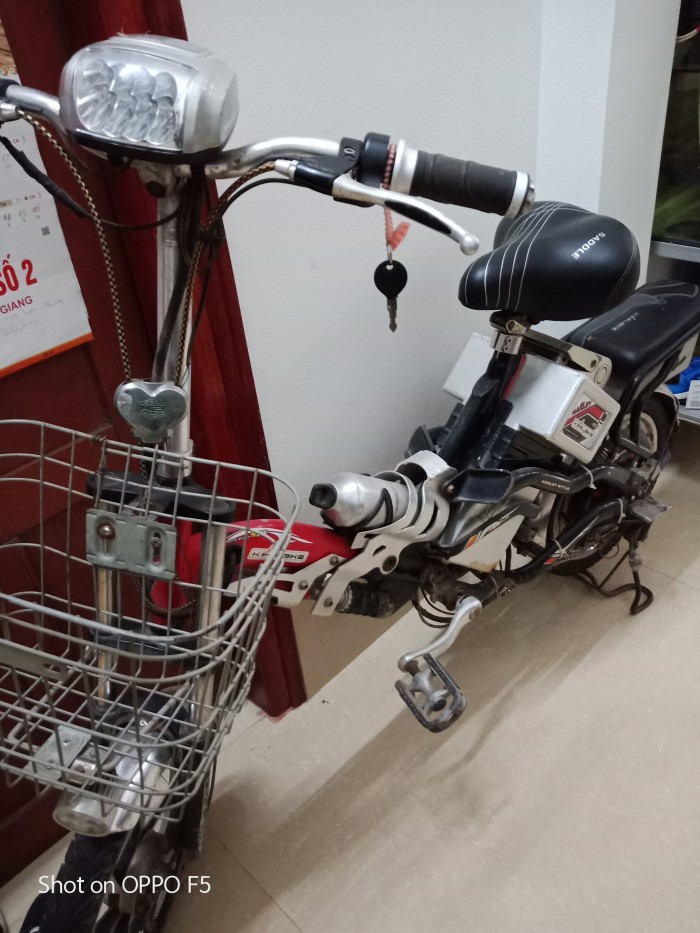 Xe độc lạ koolbike không dùng nên bán rẻ.