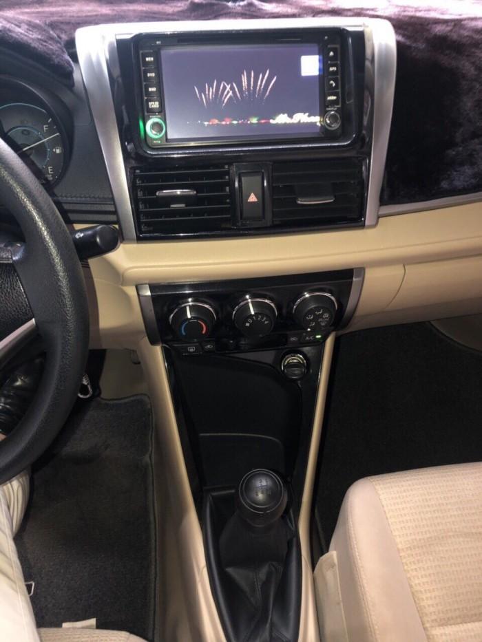 Cần bán xe Toyota Vios 1.5E MT 2017 , có hỗ trợ trả góp, fix giá mạnh cho AE thiện chí