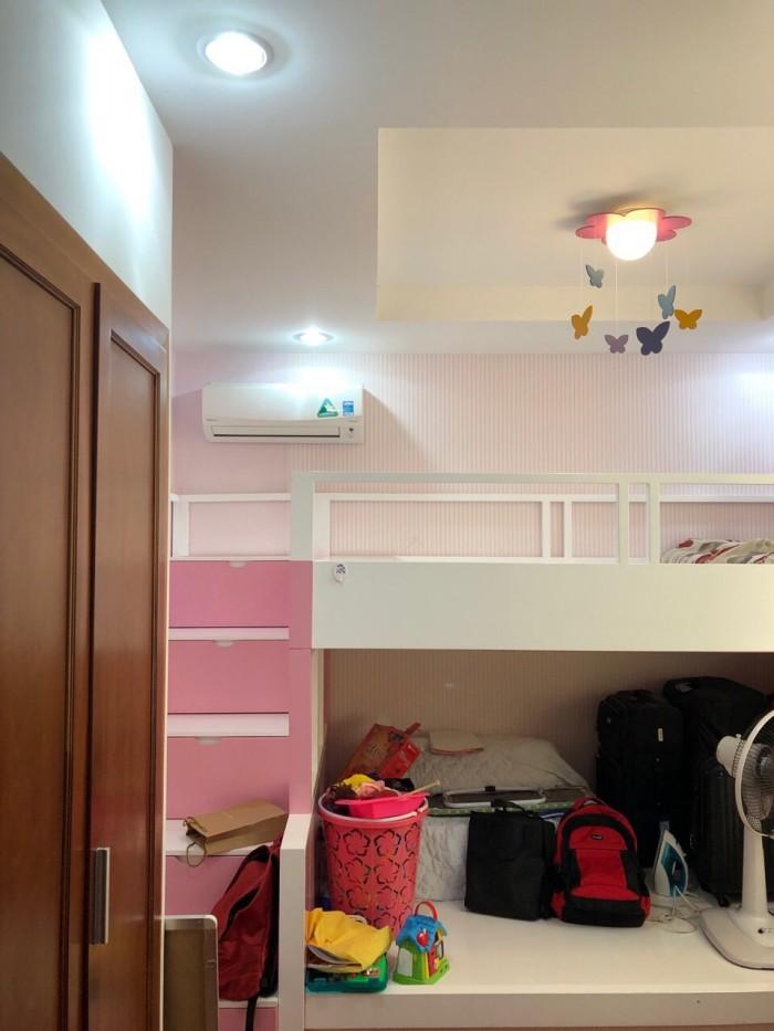 Cần bán căn hộ chung cư Hoàng Anh Thanh Bình, 114m2, 3pn, 2 wc, decor lại giá 3 tỷ 5